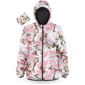 Loose Riders Windbreaker Damen pink